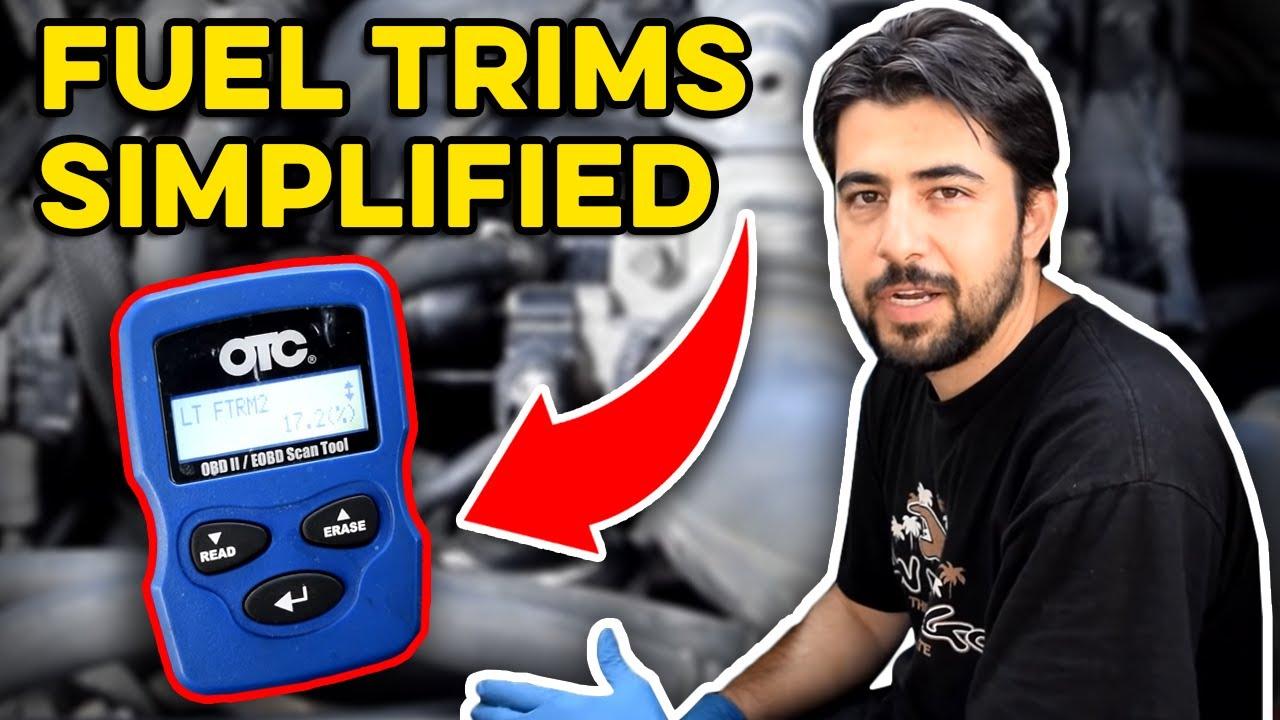 Short Term and Long Term Fuel Trims Explained