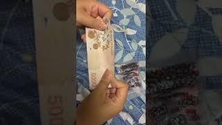 이어폰ASMR 지폐 바스락바스락
