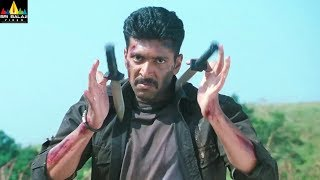 Ranadheera Movie Climax Fight Scene   Jayam Ravi   Sri Balaji Video