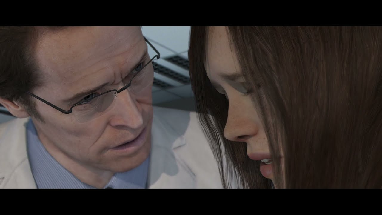 Beyond : Two Souls - Breaking up