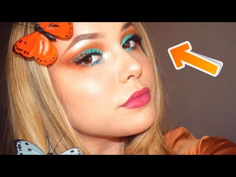 The Butterfly Look | Makeup Tutorial thumbnail