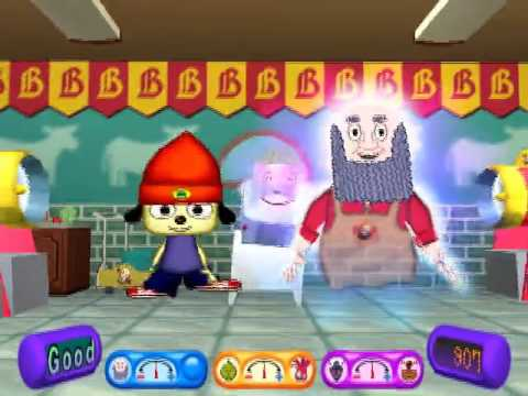 PaRappa the Rapper 2 Mod - INSANE Toasty Buns Duet (HACK)