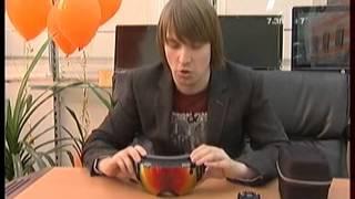 Тюнингованные горнолыжные очки(Очки из будущего., 2013-04-09T05:30:53.000Z)