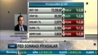 ALB Forex Araştırma Uzmanı Enver Erkan Yanıtlıyor; EURO/DOLAR Ne Olur? - Bloomberg HT