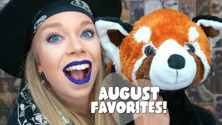 ♡ AUGUST FAVES- 2016! ♡