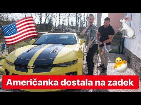 Američanka prežila České Velikonoce!
