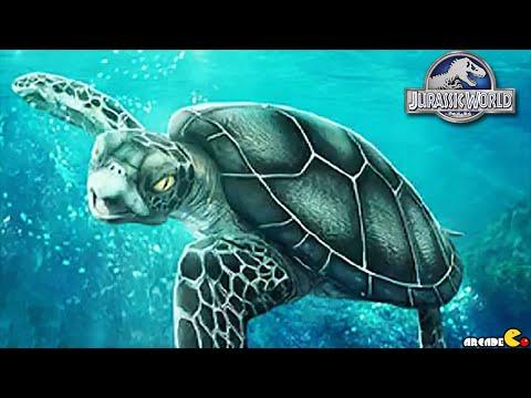 PREMIUM Lagoon Series Archelon Tournament - Jurassic World The Game