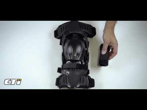 How to fit a gear guard to your CTi Knee Brace