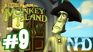 Tales of Monkey Island Chapter 1 - Launch of the Screaming Narwhal (pt9) Hemlock McGee