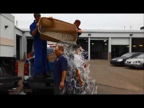 ALS Ice Bucket Challenge Standard Motors