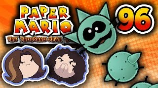 Paper Mario TTYD: Too Many Pokeys - PART 96 - Game Grumps