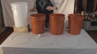 GroBucket Irrigation Kit