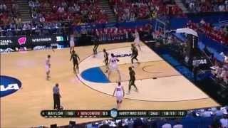 2013-14 Wisconsin Badgers Basketball Season Highlights