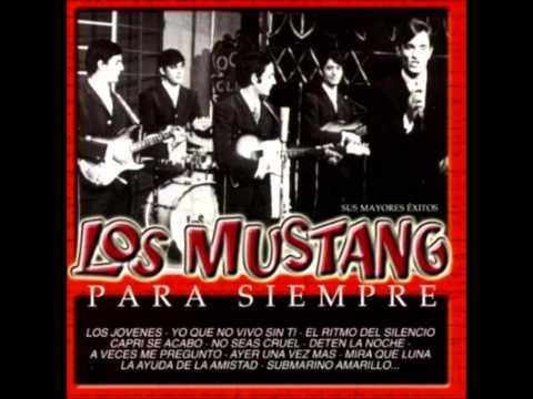 El Ritmo Del Silencio - Los Mustang (HQ)