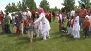 Canada Day 2011 at Ahmadiyya Muslim Baitun Nur Mosque Calgary