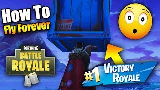 How to Win Every Fortnite Game by Staying in The Sky Glitch *NEW* Fortnite Glitches Season 6