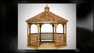 Wood Shed Plans | Building A Shed | How To Build A Shed