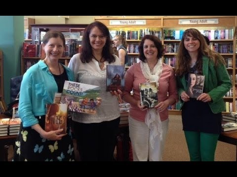 "Chester County Book Company's ""Why YA?"" Discussion Panel"