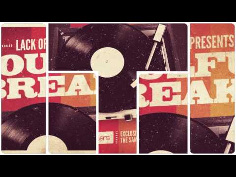 Breakbeat Samples & Loops - Lack Of Afro Presents Soulful Breaks