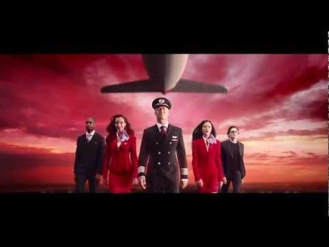Virgin Atlantic Flying Face Ordinary