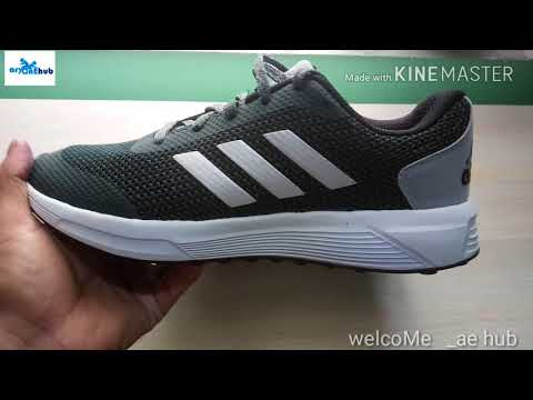 Adidas PureBOOST GO Unboxing & On Feet! AH2325 Base Green Trace Olive