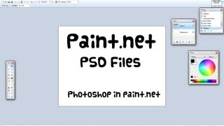 Paint.net tutorial -- How to open Photoshop files -- PSD Plugin(This video is on Paint.net tutorial -- How to open Photoshop files -- PSD Plugin Download : http://psdplugin.codeplex.com/ ADE Concepts ..., 2013-01-18T20:00:15.000Z)