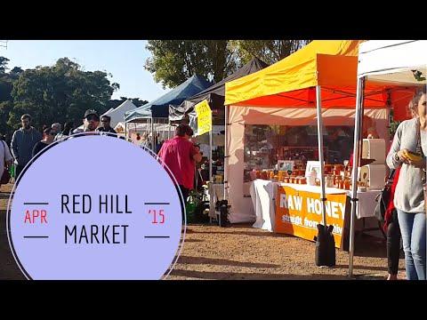 Vlog | Red Hill Market (Mornington, Melbourne Australia)