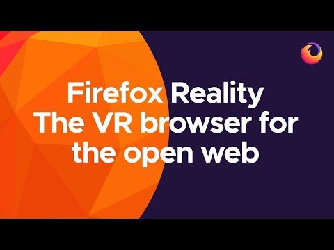 Firefox Reality VR web browser lands on the Oculus Quest