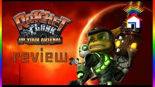Ratchet & Clank 3: Up Your Arsenal review - ColourShed - NO, UP YOUR ARSENAL!