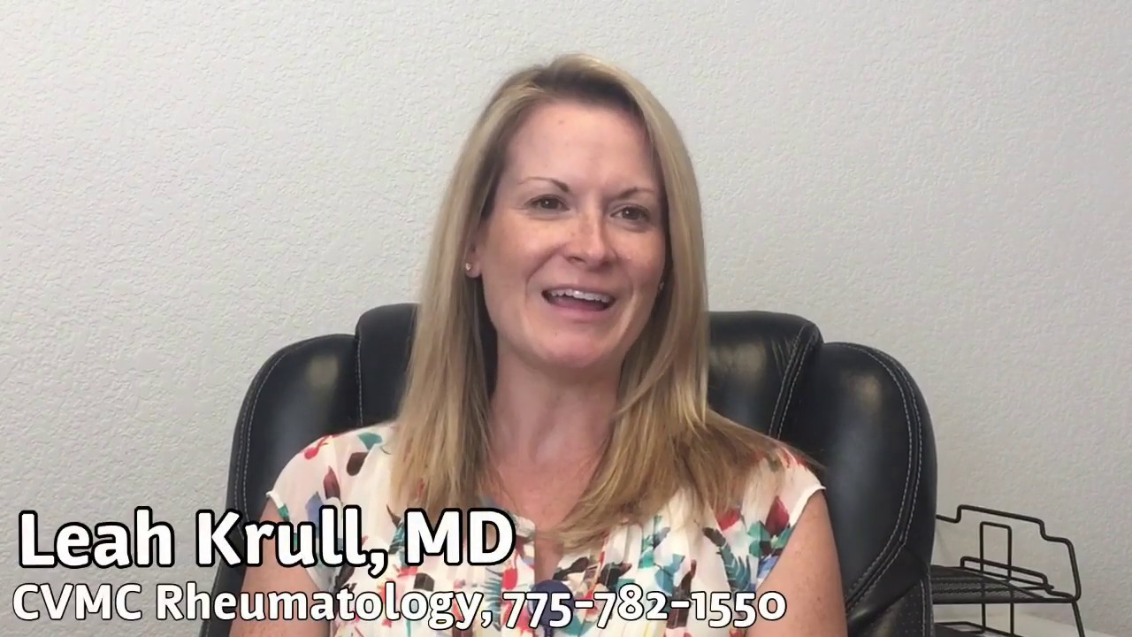 Carson Valley Medical Center | Rheumatology
