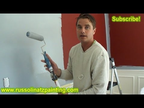 Diy How To Paint Room Part