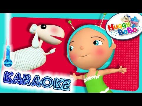 Mary Had A Little Lamb | Karaoke Version | Nursery Rhymes | By HuggyBoBo