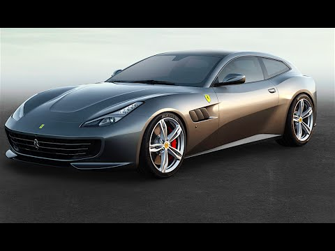 Ferrari Gtc4lusso New Ff 2017 World Premiere Commercial Full Length Hd Carjam Tv