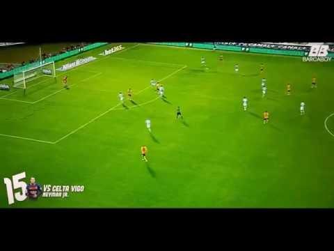 Real madrid vs barcelona!!!!(from Javier Nathanael)