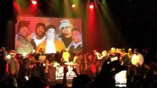 "NAUGHTY BY NATURE ""Guard Your Grill"" & ""Craziest"" Live @ Gramercy Theatre NYC"