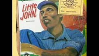 Little John-All Over Me