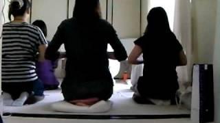 言霊による開霊(ミタマヒラキ)の 基礎修法である、真寿鏡修法です。。...