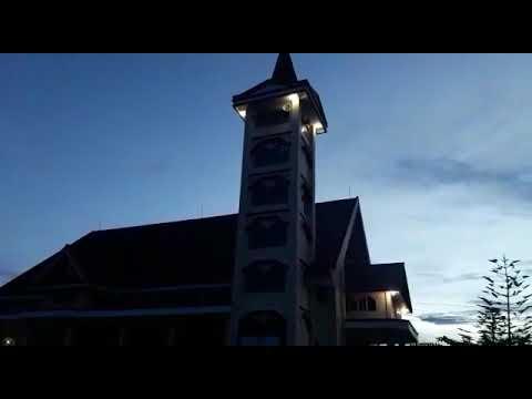 Church loudspeakers toa gereja