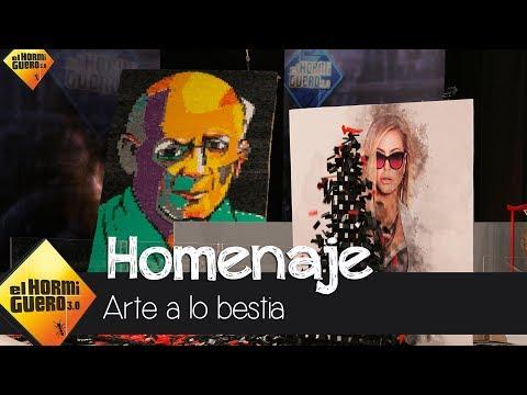 El bonito homenaje de 'El Hormiguero 3.0' a Anastacia - El Hormiguero 3.0