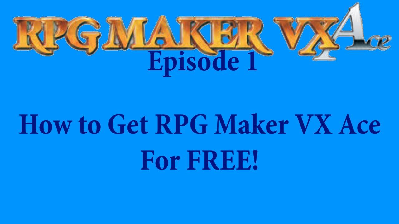 Buy RPG Maker VX Ace