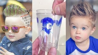 10 Best Kid's Hairstyles - Most Attractive Haircuts For Kids Boys | New Hairstyle