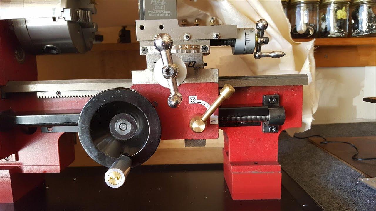 Repairing The Mini Lathe Apron & Power Feed Half Nut