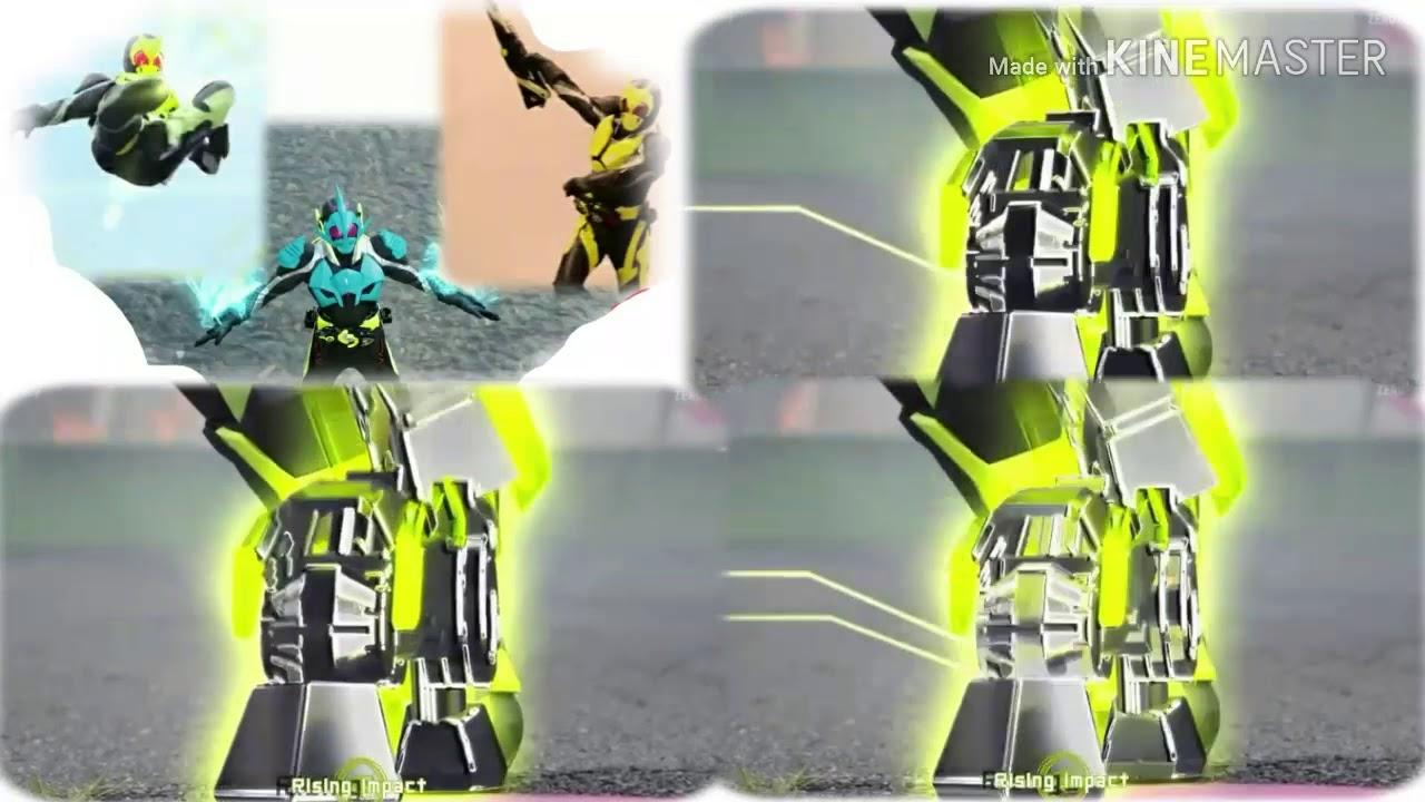 Kamen Rider Zero One Final Attack Episode 1 4 Youtube