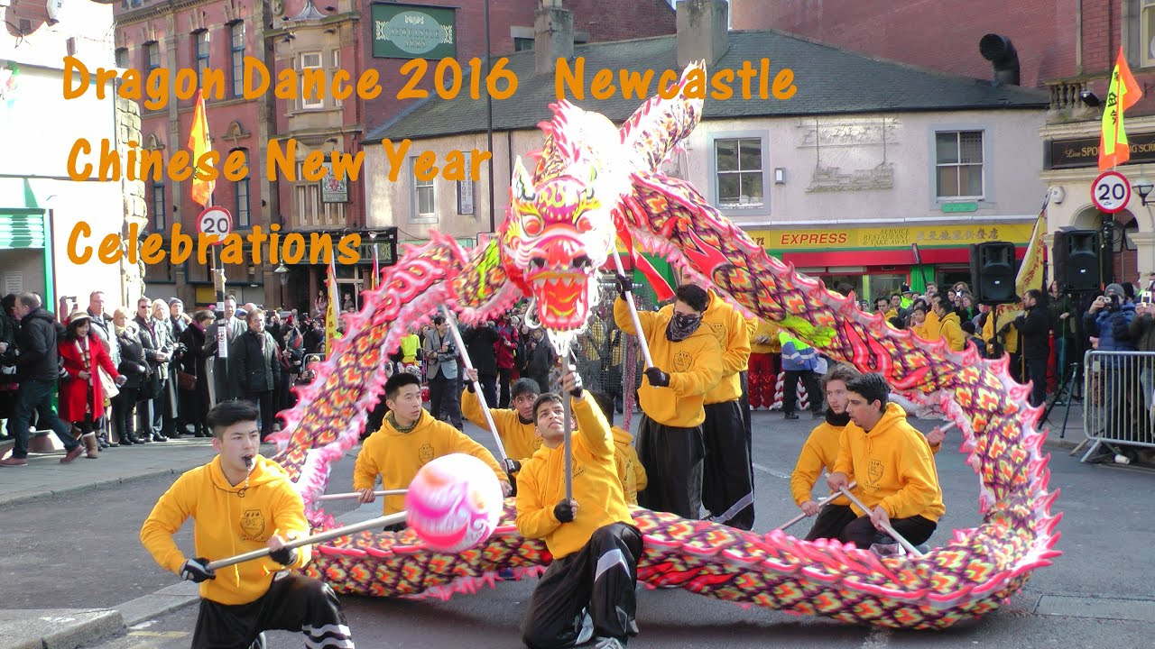 Uncategorized Chinese New Year Dance dragon dance chinese new year newcastle 2016 youtube 2016