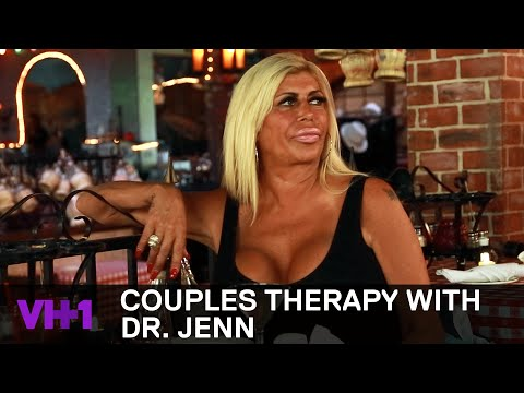 Couples Therapy With Dr. Jenn | Big Ang's Mob Wives Attitude Causes Marriage Problems | VH1