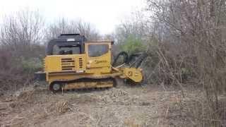 Video still for C260 Mulching