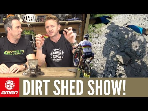 Do You Bring Your Bike On Holiday? | Dirt Shed Show Episode 116