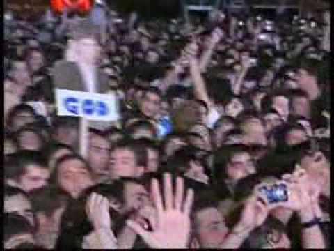 Oasis - The Shock of Lightning (Ao Vivo River Plate, Argentina 2009)