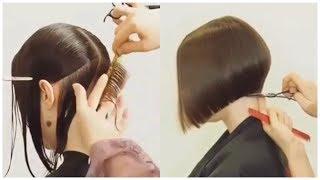 saç kesimi ve teknikleri