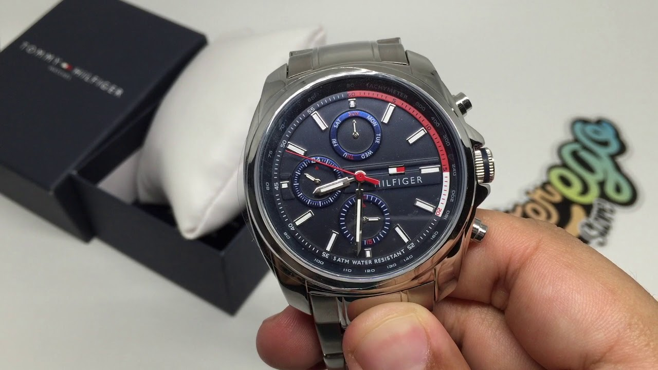 1b6e4456 Reloj Tommy Hilfiger Hombre TH-1791081